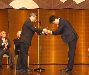 公益社団法人日本アメリカンフットボール協会世界選手権日本代表チームに 第61回 日本スポーツ賞が授与されました